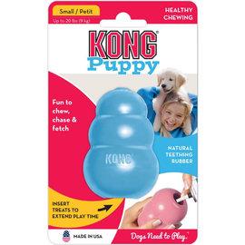 KONG KONG Puppy Small Blau 7.5x4.5x4.5cm