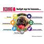 KONG KONG Puppy Small Blauw 7,5x4,5x4,5cm