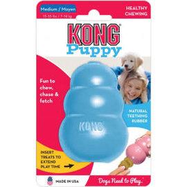 KONG KONG Welpe mittelblau 8,5x5,5x5,5cm
