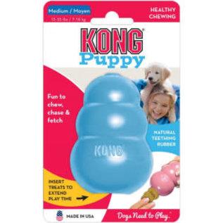 KONG KONG Puppy Large Blauw 10x7x7cm