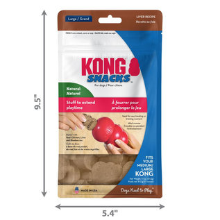 KONG KONG Snacks Liver Large 312gr