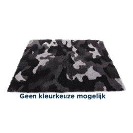 Vetbed Vetbed Camouflage Grijs 50x75cm