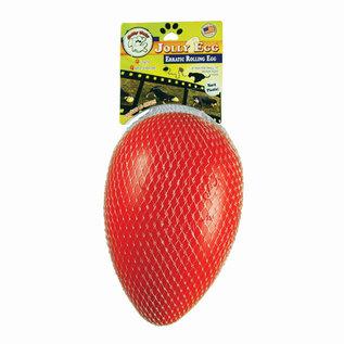 Jolly pet Jolly egg 20cm rood
