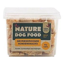 Nature Dog Food Nature Dog Food Snack - 100% Kip