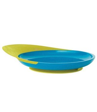 Boon Inc Boon blue dinner plate Catch plate