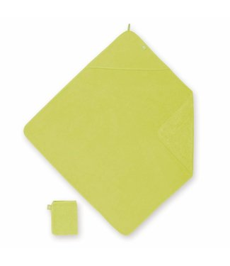 Bemini Bathcape Bemini Bamboo 90x90cm Lime