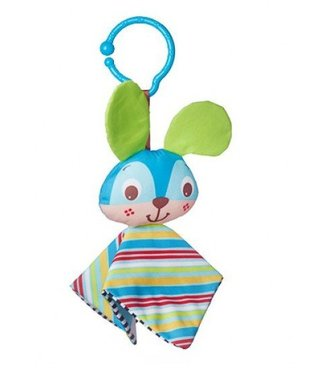 Tiny Love Petit lapin intelligent Crinkly