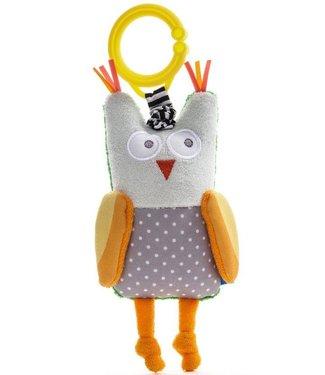 Taf Toys Jouet d'activité Taf Toys Obi le hibou