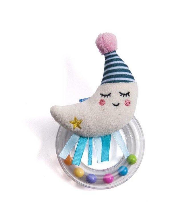 Taf Toys Taf Toys activity toy Mini moon rattle