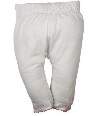 Dirkje kinderkleding Dirkje babywear filles blanches leggings