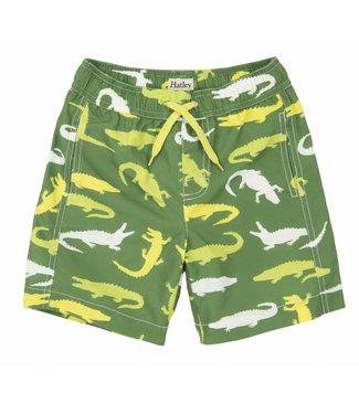 Hatley Hatley boys swim short crocodiles