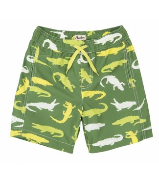 Hatley Hatley garçons nagent des crocodiles courts
