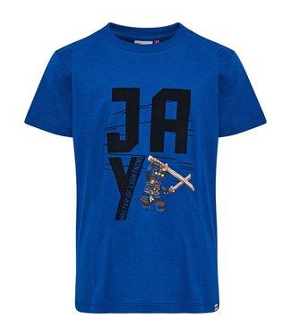 Lego wear Blue boys t-shirt Lego Ninjago Jay