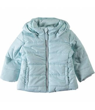 Name-it Blouson d'hiver bleu clair NITMIT Name-it