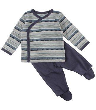 Fixoni Blue pajama set Fixoni