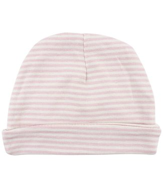 Fixoni Fixoni rose striped hat