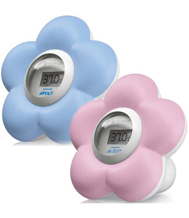 Avent Avent kamer en badthermometer