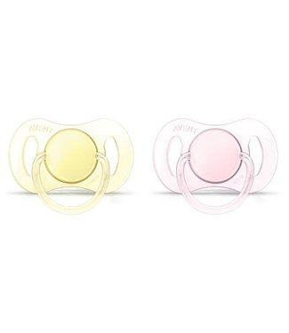 Avent Avent mini pacifier 0-2M girls