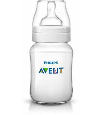 Avent Avent classic + baby bottle 260ml