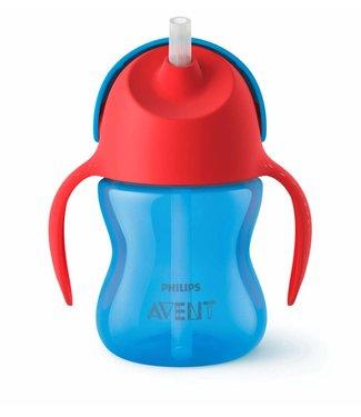 Avent Avent tasse à boire avec de la paille 200ml