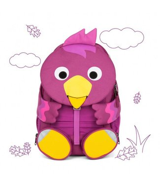 Affenzahn Affenzahn big backpack Finn the bird