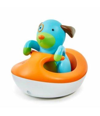 Skip hop Bath toy boat Wave rider