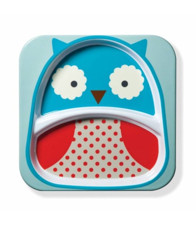 Skip hop Dining plate zoo Owl