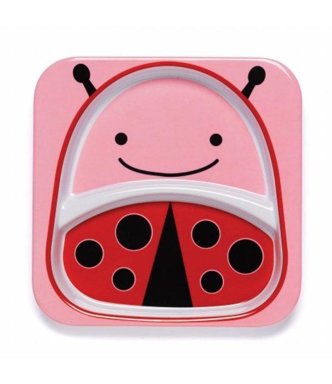 Skip hop Eetbord zoo Ladybug