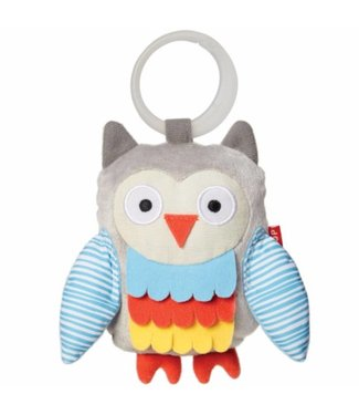 Skip hop Activity toy Wise owl