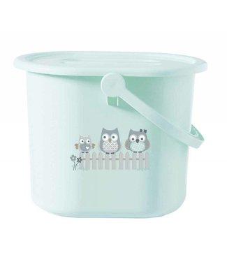 bebe-jou Bebe-jou diaper bucket Owl family