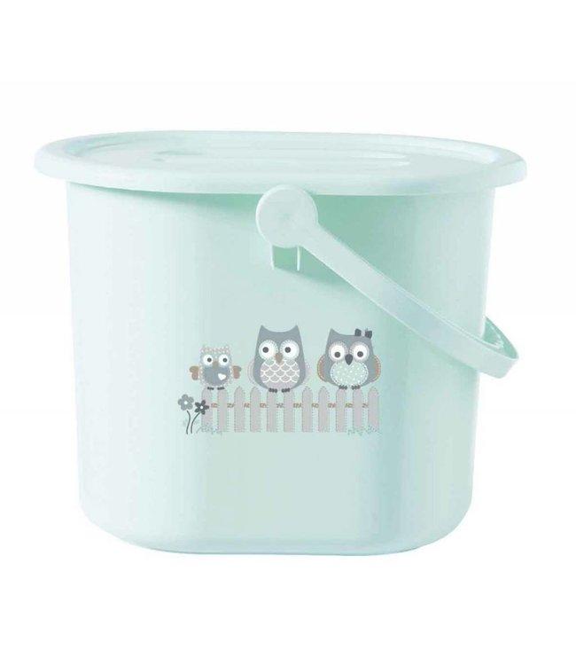 bebe-jou Bebe-jou seau à couches Owl family