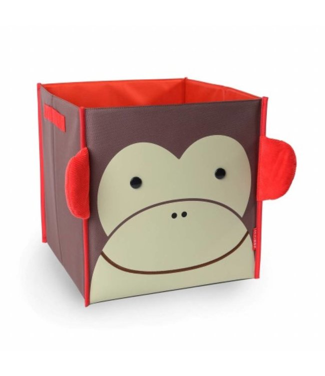 Skip hop Panier de rangement Zoo Monkey