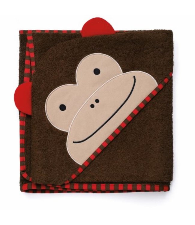 Skip hop Bath towel Zoo Monkey