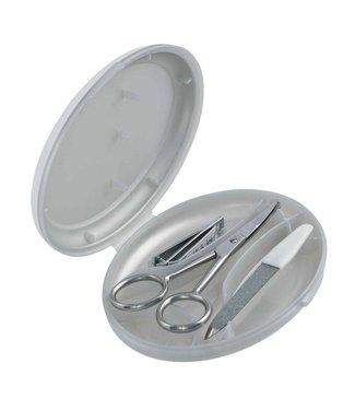 bebe-jou Bebe-you manicure set of silver