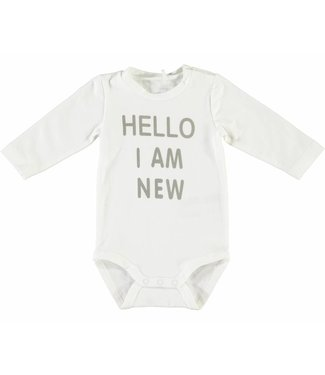 Name-it Name-it unisex romper NULDA