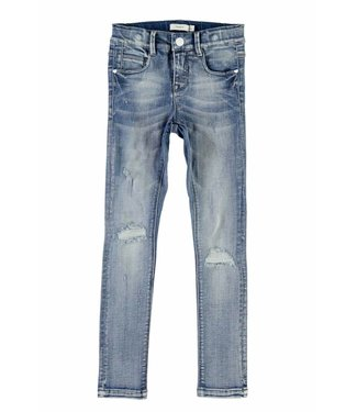 Name-it Jeans filles POLLY