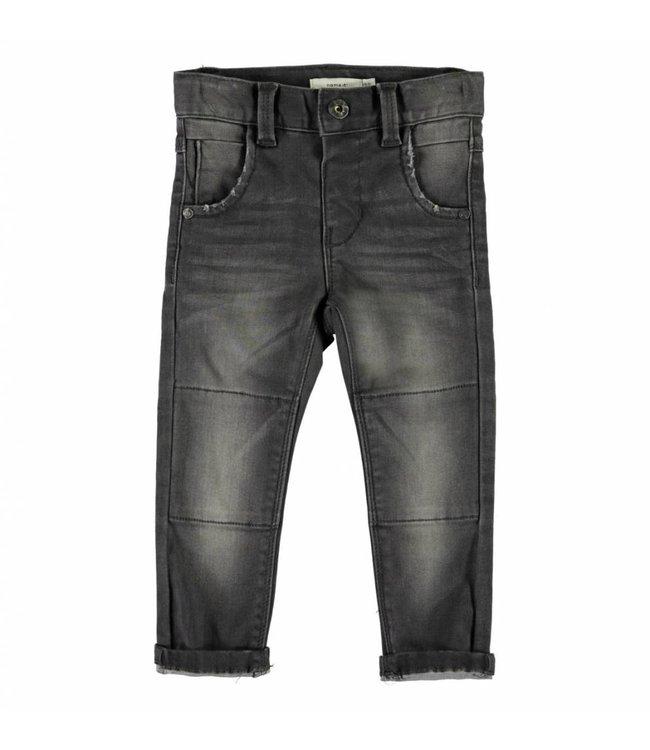 Name-it Pantalon garçon gris jeansTHEO
