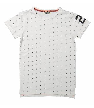 Dj Dutchjeans T-shirt aop extra long