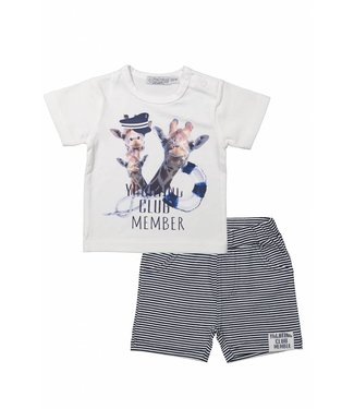 Dirkje kinderkleding Boys set Yachting club