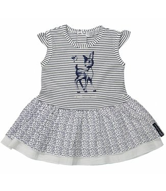 Dirkje kinderkleding Girls dress Little and cute