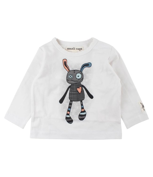 Rags Kinderkleding.Small Rags Witte Jongens T Shirt Gavi Baby En Kinderspeciaalzaak Thilo