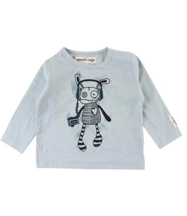 Rags Kinderkleding.Small Rags Blauwe Jongens T Shirt Gavi Baby En Kinderspeciaalzaak