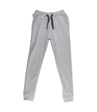 Small rags Petits chiffons pantalons de survêtement gris Gustav