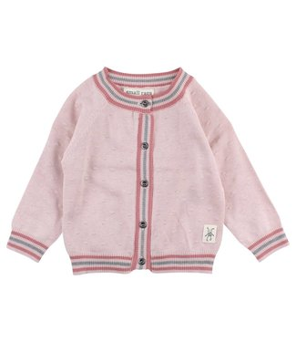 Small rags Small Rags girls cardigan grace