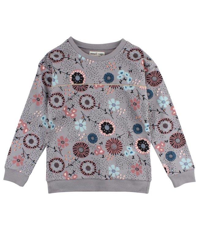 Rags Kinderkleding.Small Rags Grijze Sweater Gerda Baby En Kinderspeciaalzaak Thilo