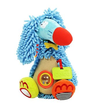 Dolce toys Dolce jouets Knuffle Afghan Hound