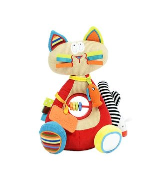 Dolce toys Dolce jouets câlin siamois chat