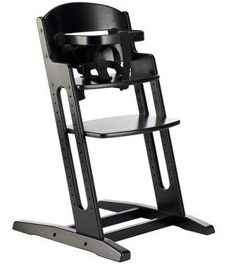 BabyDan BabyDan toilettage chaise Alors chaise haute noir