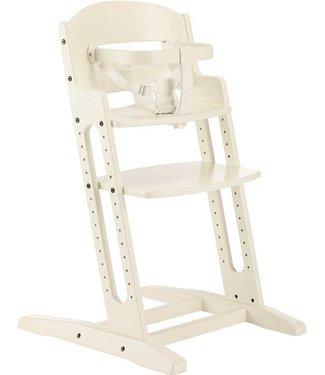BabyDan BabyDan meegroeiboel Dan chaise haute blanc