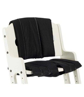 BabyDan BabyDan Pillow Then chaise haute noir